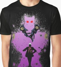 Yoshikage Kira Bite The Dust Graphic T-Shirt