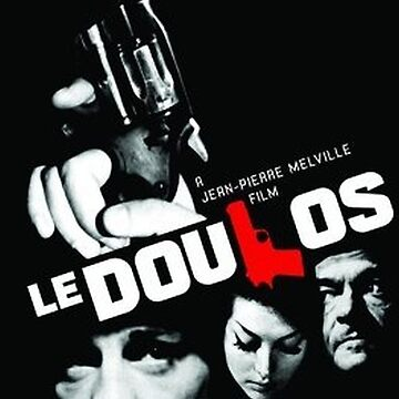 Le Doulos Movie Poster by lofcuk
