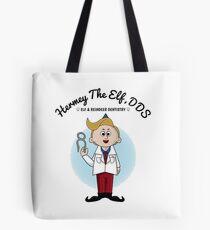 Hermey The Elf, DDS - Elf & Reindeer Dentistry Tote Bag