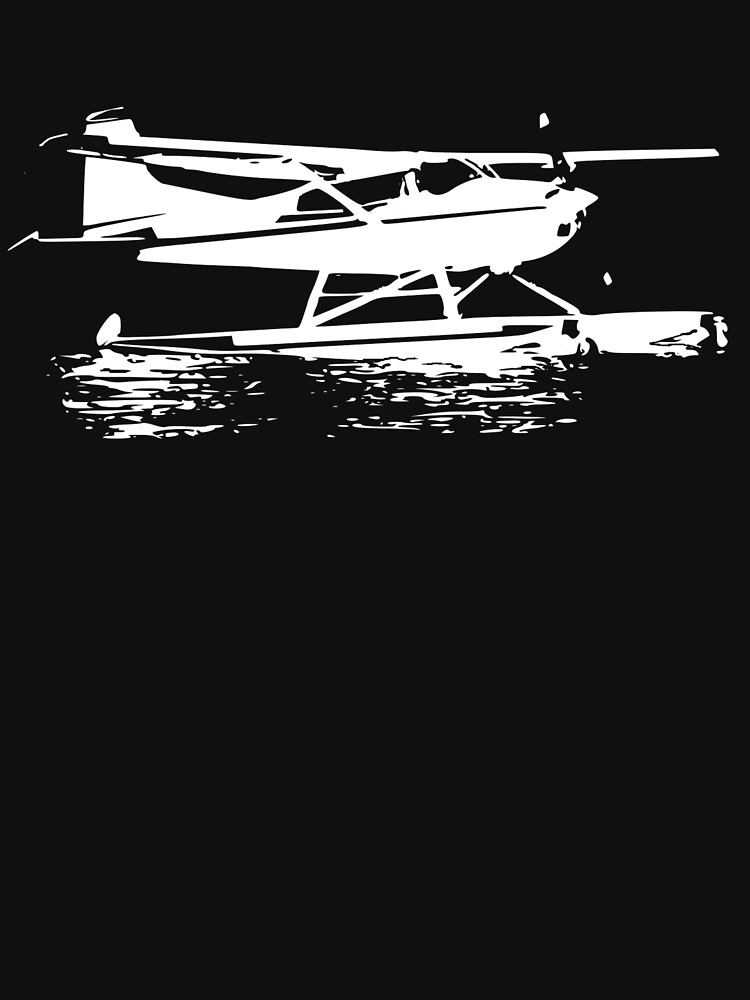 Cessna 180/185 Floatplane by cranha