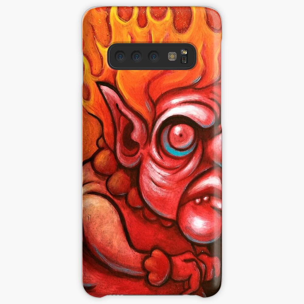 I'm the Heat Miser Case & Skin for Samsung Galaxy