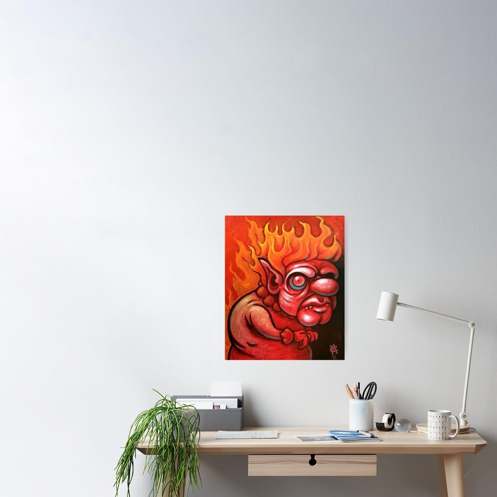 I'm the Heat Miser Poster