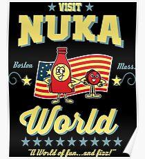 Nukatastic Poster