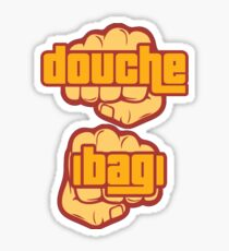 Douche Bag Sticker