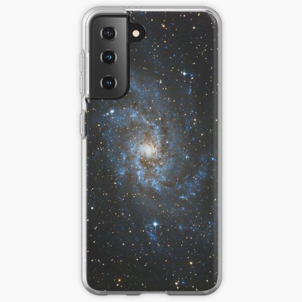 M33 - The Triangulum Galaxy Samsung Galaxy Soft Case