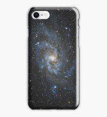 M33 - The Triangulum Galaxy iPhone Case/Skin
