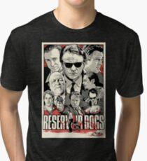 Camiseta de tejido mixto Reservorio Perros