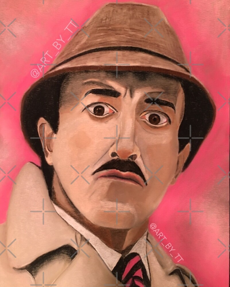 Pink Panther by ArtByTT