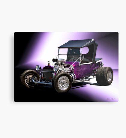 1923 Ford Bucket T Roadster Pickup Metal Print