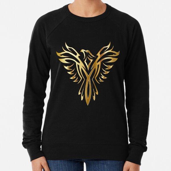 The Legendary Phoenix Bird Lightweight Sweatshirt