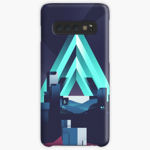 The Vault of Glass Samsung Galaxy Snap Case