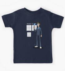 The 10th Doctor Kids Tee