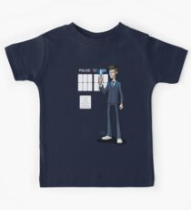 The 10th Doctor Kids Tee