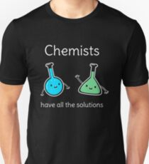 Funny Chemistry Pun Unisex T-Shirt
