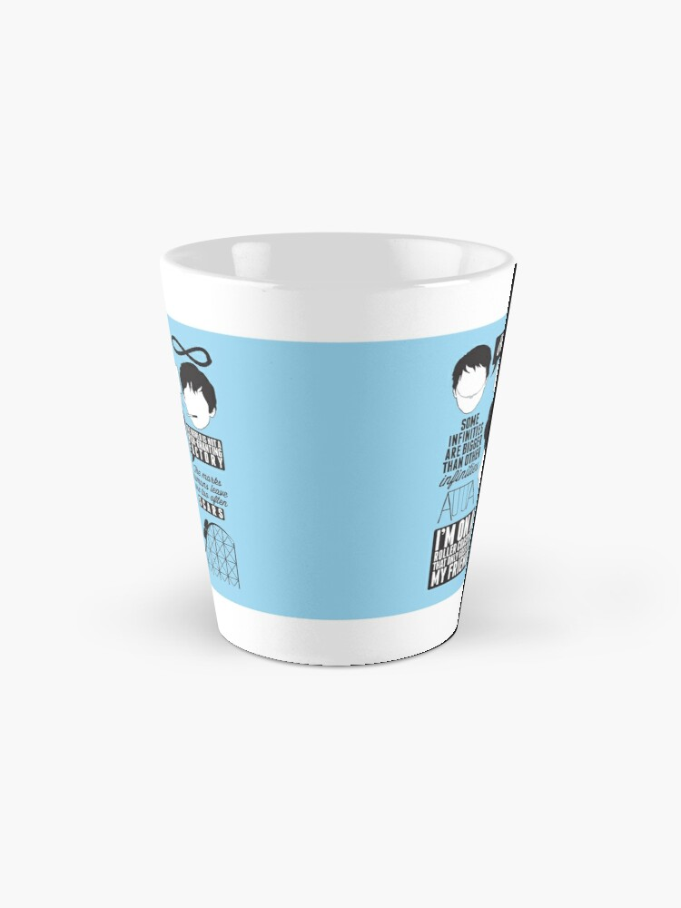 Alternate view of The Fault In Our Stars Collage Mug