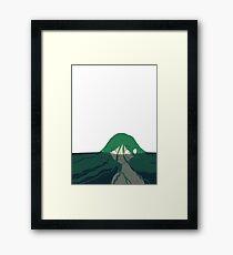 Under Framed Print