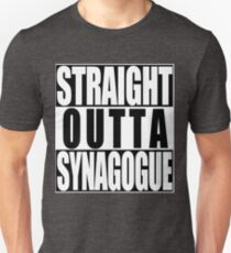 Straight Outta Synagogue T-Shirt