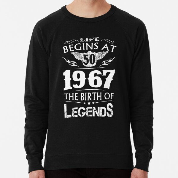 Made In 1967 All Original Parts Women Hoodie Funny Present 50th Birthday Gift