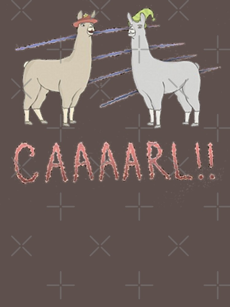 Llamas with Hats - Carl! by Jclee4
