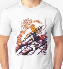 Sun Wukong the Monkey King (colored) T-Shirt