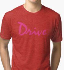DRIVE Logo Tri-blend T-Shirt