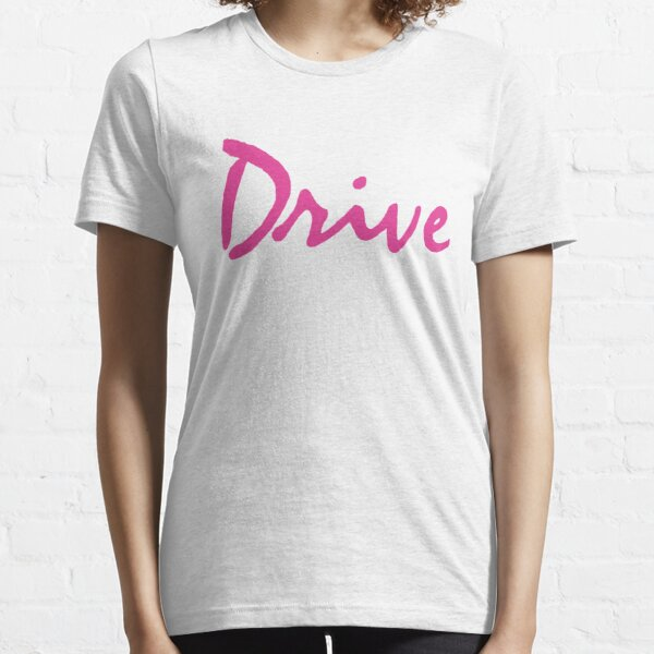 DRIVE Logo Essential T-Shirt