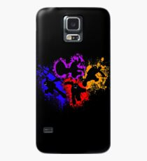 Funda/vinilo para Samsung Galaxy TMNT 2K12