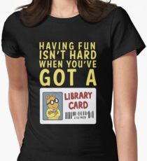 Arthur Library Card T-Shirt