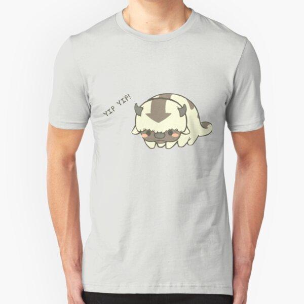 Yip Yip Little Appa! T-shirt Slim Fit T-Shirt