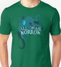 ALL HAIL Unisex T-Shirt