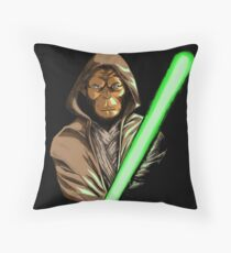 Star Wars of the Planet of the Apes Throw Pillow