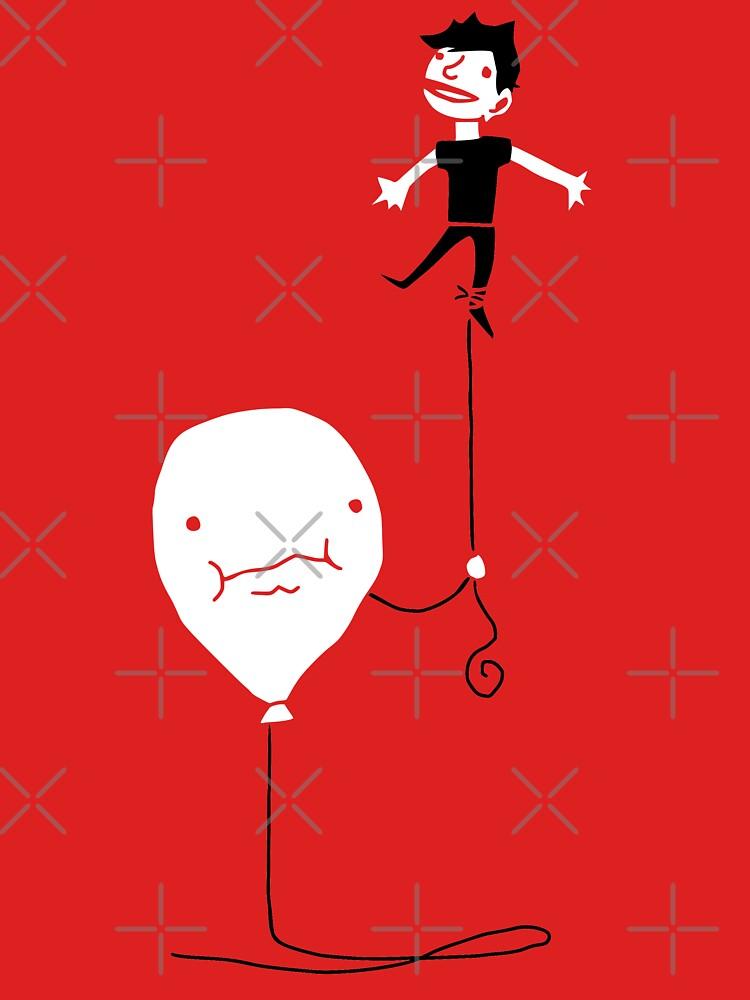 Balloon Kid by obinsun