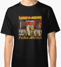 Capone and Noreaga The War Report Cover Art Supreme Classic T-Shirt