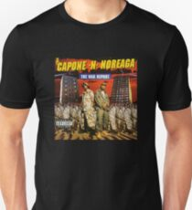 Capone and Noreaga The War Report Cover Art Supreme Unisex T-Shirt