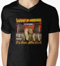Capone and Noreaga The War Report Cover Art Supreme V-Neck T-Shirt