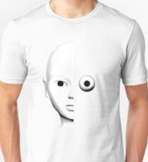 Cyborg woman Unisex T-Shirt