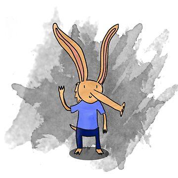 Aardvark sayin' hey by mindofamonkey