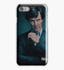 Sherlock - Season 4 (iPhone Case) iPhone Case/Skin
