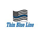 Thin Blue Line by Doty
