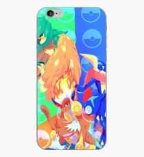 Trio BG iPhone Case