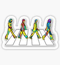 Beatles Sticker