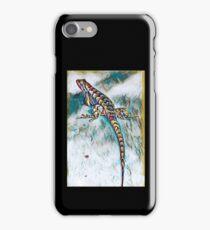 Agamid  iPhone Case/Skin
