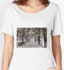 Narnia Corridor Women's Relaxed Fit T-Shirt