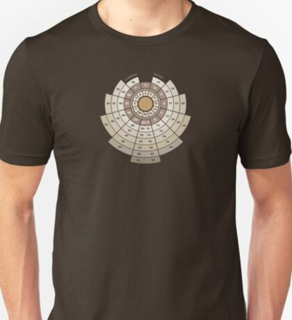 The Circle of Fifths T-Shirt
