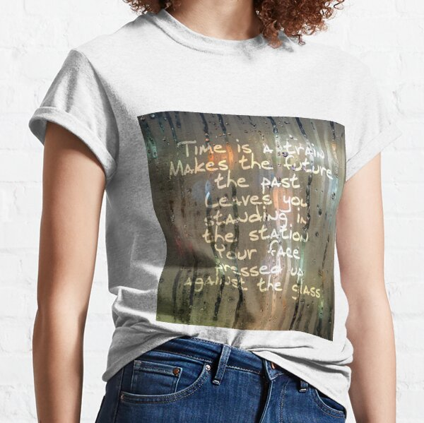 U2 zoostation - moisture Classic T-Shirt