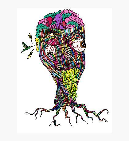 Nicotine Color Photographic Print