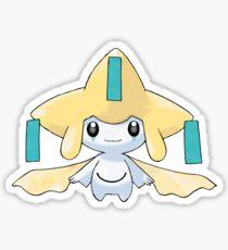 Pokemon Jirachi Sticker Sticker
