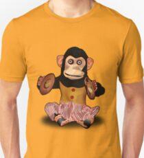 Clapping Monkey Unisex T-Shirt