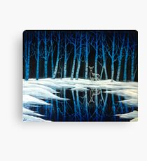 """The Forest of Dean"" Canvas Print"