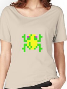 Frogger Women's Relaxed Fit T-Shirt